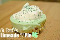 St. Patty's Pie.....
