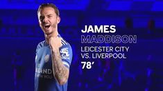 """Leicester City on Twitter: """"📐 𝗘𝘃𝗲𝗿𝘆 𝗔𝗻𝗴𝗹𝗲 📐 Goal no.1 of our impressive #LeiLiv comeback, scored by @Madders10 ⚽️… """" Leicester City Football, James Maddison, King Power, Liverpool, Comebacks, Einstein, Goals, Shit Happens, Twitter"""
