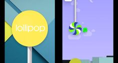 Flappy Bird clone found stowed away in the setting of Android 5.0 Lollipop