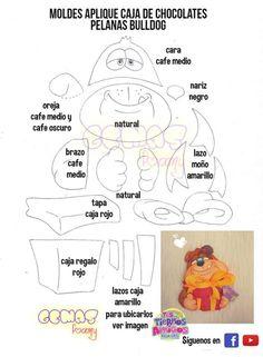 Felt Animal Patterns, Stuffed Animal Patterns, Felt Animals, Banner, Kawaii, Diy, Crafts, String Art, Jack And Jill