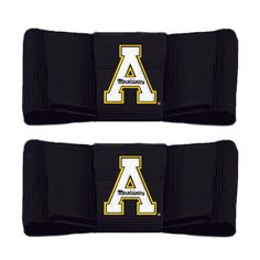 (http://www.lillybee.com/appalachian-state-university-mountaineers-shoe-clips/)