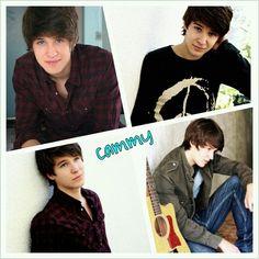 Devon Werkheiser plays Cammy