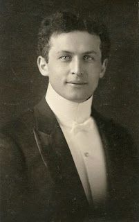 WILD ABOUT HARRY: Houdini in 1900
