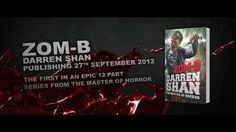 Zom-B by Darren Shan - Official trailer (+playlist)