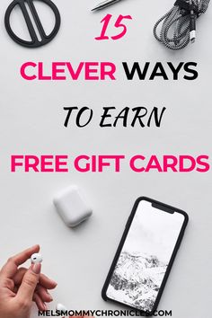 Online Survey Sites, Online Surveys That Pay, Make Money Online, Gift Card Deals, Get Gift Cards, Ways To Save Money, How To Make Money, Money Tips, Money Saving Mom