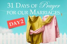 It's Not Over Unless God Says it's Over (Marriage Challenge – 31 Days of Prayer)