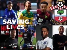 @NathanRedmond22 Congratulations from Blues to #SaintsFC and @SavingLivesUK all the way cheers Nathan