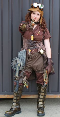 , Steampunk Kaylee Firefly Costumes, Dallas Kaylee Firefly costume ...