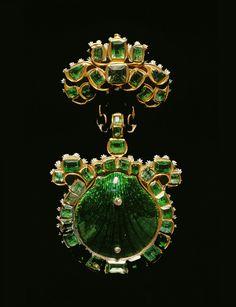 """design-is-fine: """" Badge of the Order of Santiago de Compostela, 1670-79. Walters Art Museum """""""