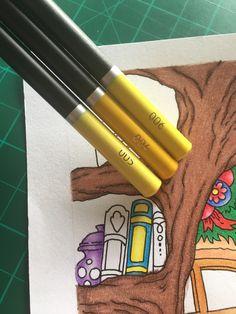 Colouring Techniques, Colour Combinations, Color Pallets, Colored Pencils, Art Supplies, Coloring Pages, Castle, Products, Color Combos