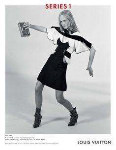 【画像 5/7】新生ルイ・ヴィトン、初の広告はアニー・リボヴィッツら3名の写真家が同時撮影 | Fashionsnap.com