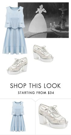 """a fairytale"" by valentina2015 ❤ liked on Polyvore featuring Jeffrey Campbell"