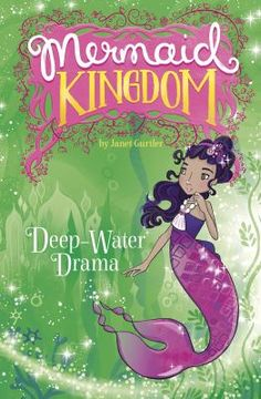 Deep-water drama by Janet Gurtler. In this compilation of three separately published works, Shyanna, Rachel, and Cora, three thirteen-year-old mermaids in the Kingdom of Neptunia, have their friendships tested by secrets, worries, and other challenges.