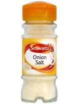 1 Tsp Onion Salt (or Garlic Salt if you prefer)