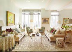 Design by Kemble Interiors, Inc. / Photo by Peter Estersohn