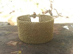 Vote for me please!!!! http://www.shopbevel.com/vote/arm-candy/1691-gold-macrame-bracelet/