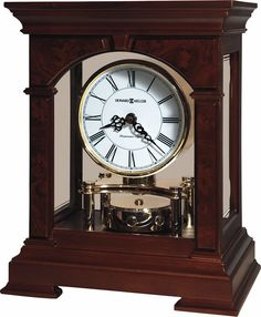 Howard miller gardner mantel clock