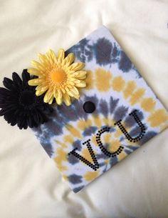 My high school graduation cap! #VCU #classof2018