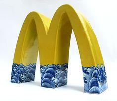 McDonald's selon LI LIHONG 李立宏   Loft