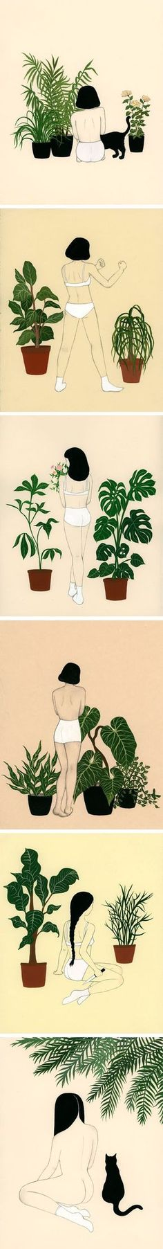 Dan-ah Kim on the LPP blog. all images via the artist.