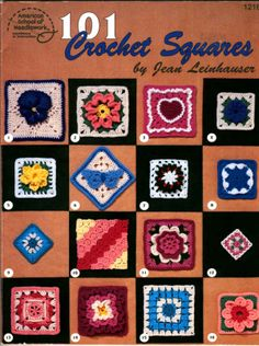 101 Crochet Squares - Ella - Picasa Web Albums