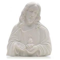 Sagrado Corazón de Jesús, polvo de mármol