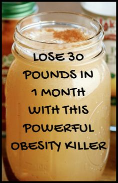 Learn how to lose 30 Pounds in 1 month with this powerful obesity killer! You will be surprised by how fast this drink will burn fat and get you in shape quickly. If you have been unsuccessful in losing weight, worry no more because this drink will help you achieve your weight loss goals in no time! Weight Loss Meals, Weight Loss Drinks, Fast Weight Loss, How To Lose Weight Fast, Losing Weight, Fat Fast, Drinks To Lose Weight, Weight Loss Protein Shakes, Weight Loss Juice