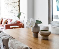 Take a tour of Romy's semi in Bondi Beach. The interior designer applied the lessons from her day job to bring the two-stage renovation in on time and budget. Decor, House Inside, Renovations, Melbourne House, Interior Railings, Mediterranean Style Homes, Interior Inspo, Ideal Home, Cottage Renovation