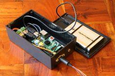 Pi Car Media Server Oblique