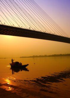 Sunset Hour... #sunset #naturephotography #kolkata #india #photography