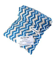 "XL FLAX HEATING pad - Microwave - Removable/Washable Flannel cover - stocking stuffer - chevron - Great Christmas Gift - ""The FLaX SaK"" by lalatextures on Etsy Heating And Cooling, Heating Pads, Hot Cold Packs, Man Pad, Lavender Buds, Great Christmas Gifts, Stocking Stuffers, Valentine Gifts"