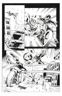 Dresden Files #4 Page 8   eBay