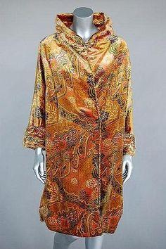 1912 Babani coat