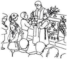 Afbeeldingsresultaat voor kinderen in kerk