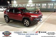 #HappyBirthday to Margie Crews from Ed  Lewis at Huffines Chrysler Jeep Dodge RAM Plano!