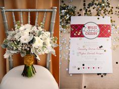 white grey wedding bouquet gold glitter velvet ribbon silver gold wedding inspiration utah wedding flowers calie rose