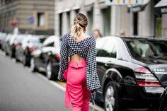 Milano Moda Haftası Sokak Stili: 2. Gün - Fotoğraf 1 - InStyle Türkiye