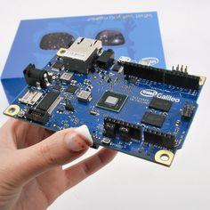 An  Intel Galileo Walkthrough