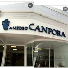 Loja especializada em sandálias sob medida.