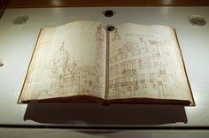 Le Carnet de Croquis de Venise | Canaletto à Venise - Musée Maillol