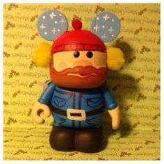 Yukon Cornelius from the Rudolph the Red Nose Reindeer TV Special by Amber Gonzalez