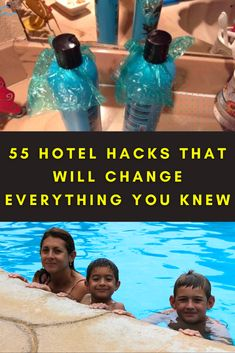 Whether you've booked a 5-star luxury hotel or a Super 8 off the highway–there are some incredibly genius ways to take your hotel or motel stay to the next level. Thanks to our friends across the internet, we've found the best tips, tricks, and hacks to make your stay absolutely amazing. Here are 55 hotel hacks that will totally blow your mind and make you wish you knew them years ago.