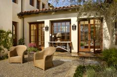 French Doors - mediterranean - front doors - Southland Windows, Inc.