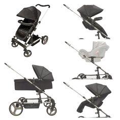 Harmony Juvenile Deluxe Modular Stroller - Odyssey | Baby Chloe ...