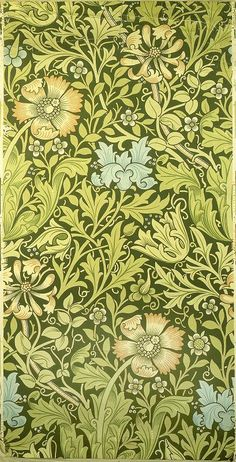 patterns.quenalbertini: William Morris Design