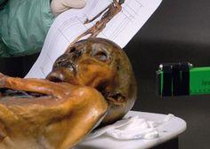 La policía investiga el asesinato de El hombre de los hielos 5.300 años después