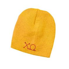 Omega Phi Beta beanie features your Greek letters embroidered with your choice of color! Beanie keeps you cozy and warm all winter long! Delta Sorority, Delta Phi Epsilon, Kappa Alpha Theta, Sorority And Fraternity, Sorority Outfits, Sorority Gifts, Chi Omega Recruitment, Custom Greek Apparel, Beanie