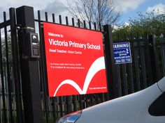 Victoria Primary School - Interior Refurbishment. Brand design, interior design, interior graphics & brand implementation