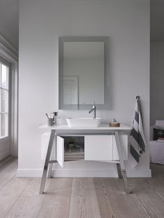 Cape Cod by Philippe Starck, nature as an essential element of the bathroom - Duravit new collection @duravit