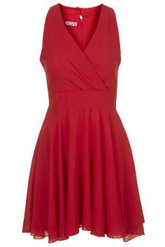 **V-Neck Dress by Wal G